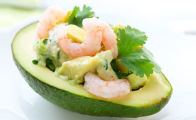 Avocado Ritz Appetizer