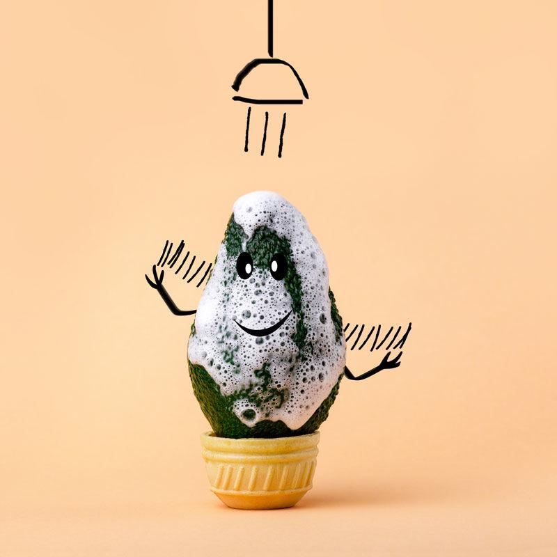 Wash your Avocados