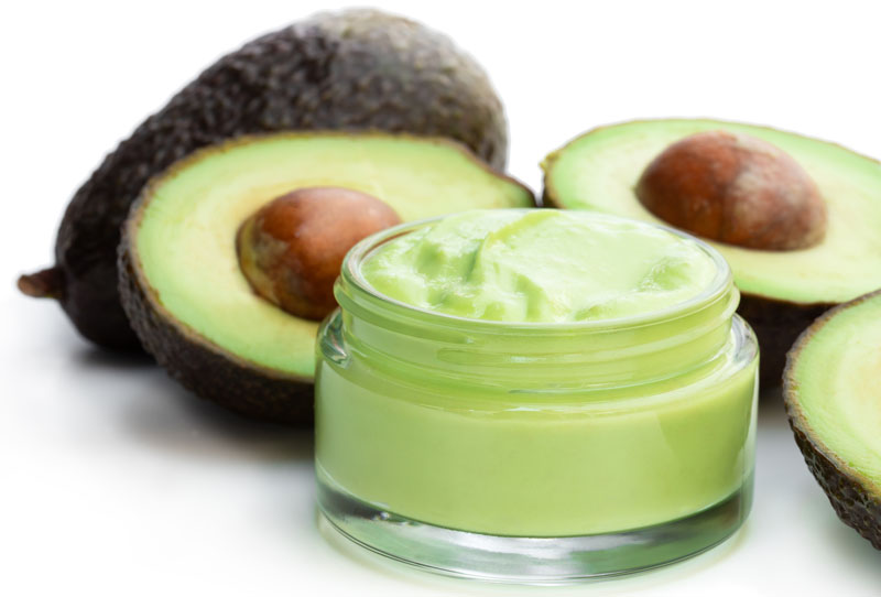 Make your own avocado hand lotion