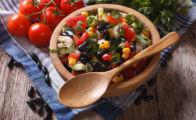 Black Beans and Avocado Salsa